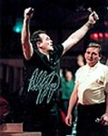 Bobby George, Darts, Genuine Signed Autograph (02)